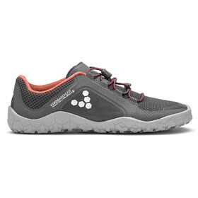 Vivobarefoot Primus Trail FG Mesh - Zapatillas running Mujer - gris